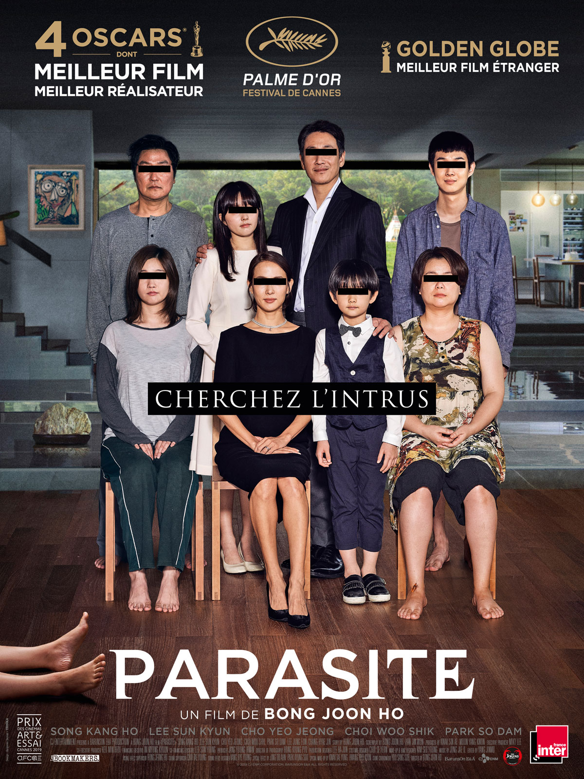 Image du film Parasite
