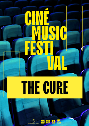 Ciné Music Festival : The Cure Live in Hyde Park - 2018