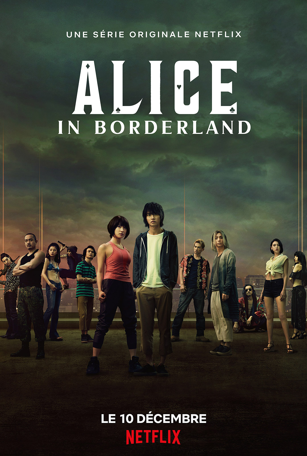 13 - Alice in Borderland