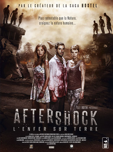 Aftershock, l'enfer sur terre  [ Streamin VK ]