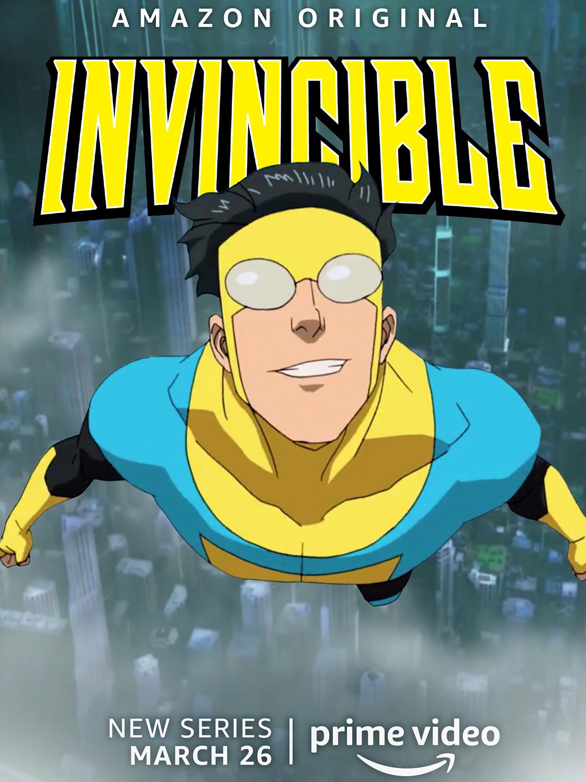 41 - Invincible