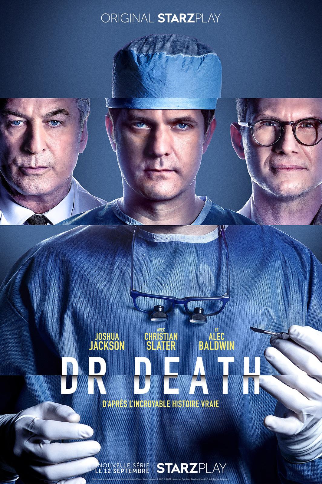 21 - Dr. Death