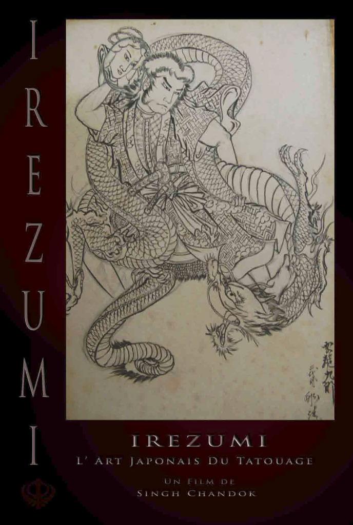 Irezumi, l'art japonais du tatouage