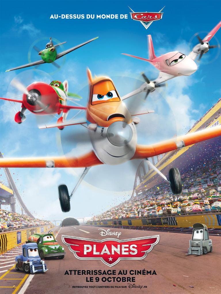 Planes (2013) en truefrench