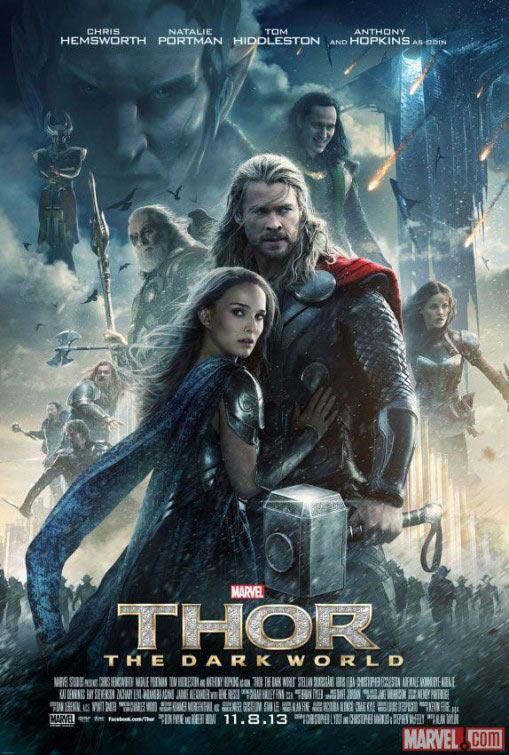 Fantastique - Thor : Le Monde des ténèbres