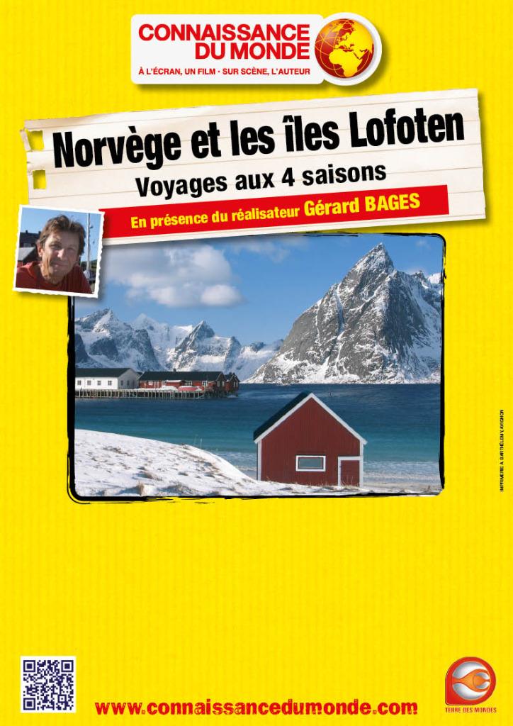 Norvège et Iles Lofoten -Voyages aux 4 saisons