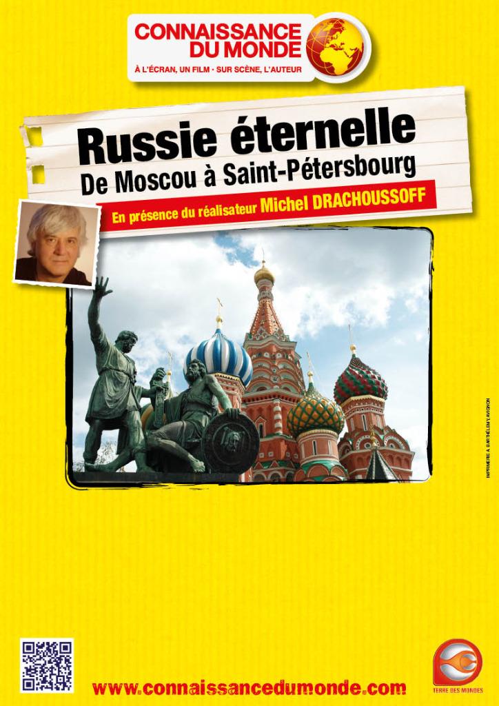 Russie Eternelle - De Moscou à Saint Péterbourg