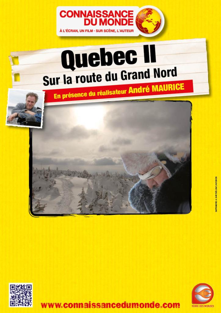 Québec II - Sur la route du Grand Nord