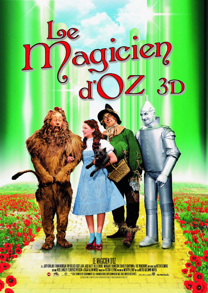 magicien d'Oz (Le) = The Wizard of Oz | FLEMING, Victor. Réalisateur