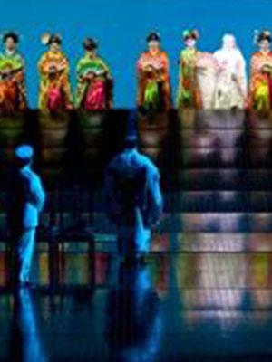 The Metropolitan Opera : Madame Butterfly