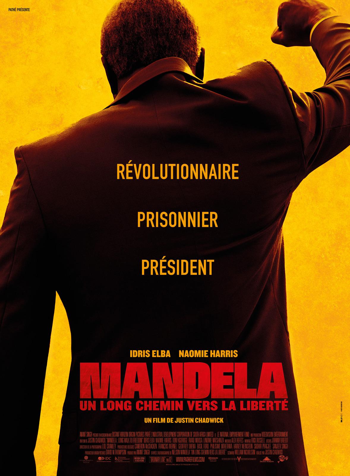 Mandela : Un long chemin vers la libert�