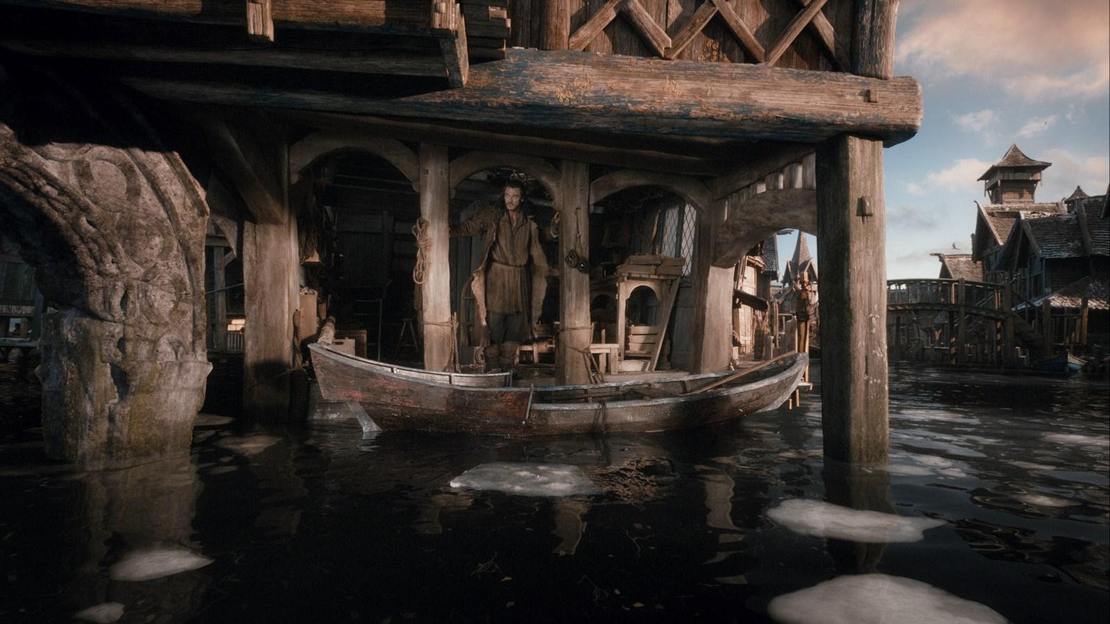 [critique] Le Hobbit : La Désolation De Smaug