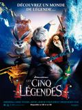 film Les Cinq l�gendes en streaming