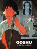 Photo : Goshu le violoncelliste