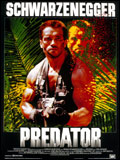 Affichette (film) - FILM - Predator : 43225