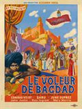 Photo : Le Voleur de Bagdad