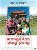Photo : Mongolian ping pong