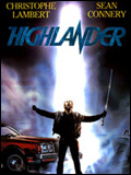 Affichette (film) - FILM - Highlander : 29586