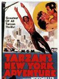 Photo : Les Aventures de Tarzan à New York