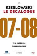 Photo : Décalogue 7, Tu ne voleras pas - Décalogue 8, Tu ne mentiras pas