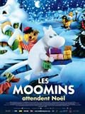 Photo : Les Moomins attendent Noël