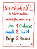 Photo : Six portraits XL : 3 Philippe et Bernard