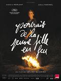 Photo : Portrait de la jeune fille en feu