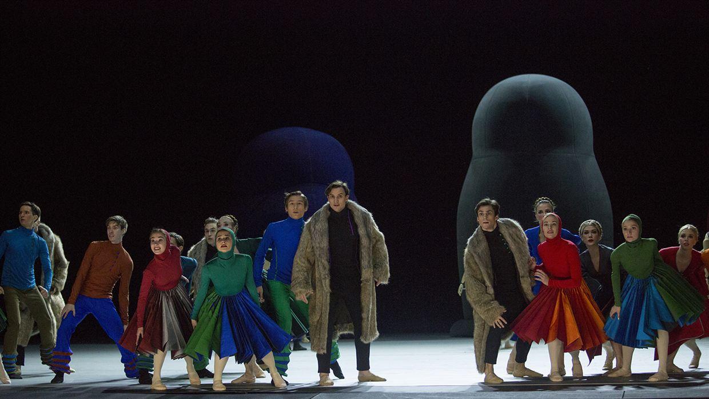 Photo 4 pour Carmen suite / Petrouchka (Bolchoï - Pathé Live)