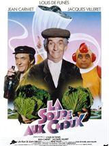 La Soupe aux choux poster