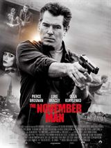 The November Man Streaming