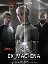 Ex Machina movie cover