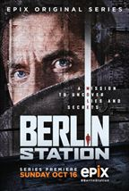 Berlin Station Saison 1 Streaming