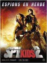 Spy Kids 2 - espions en herbe affiche