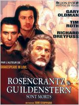 Rosencrantz et Guildenstern sont morts affiche