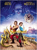 Sinbad - la légende des sept mers affiche