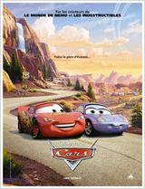 Cars - Quatre roues affiche