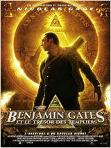 Benjamin Gates 1 et le Trésor des Templiers affiche