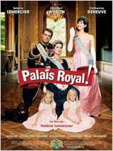 Palais Royal ! affiche