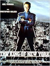 The King of New York affiche