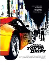 Fast and Furious : Tokyo Drift en streaming
