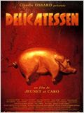 Delicatessen en streaming
