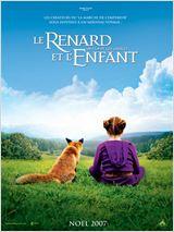 Le Renard et l'enfant affiche