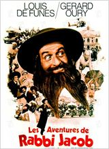 Regarder film Les Aventures de Rabbi Jacob streaming