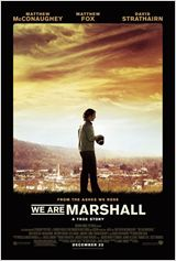 We Are Marshall affiche
