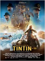 Les Aventures de Tintin : Le Secret de la Licorne en streaming