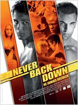 Never Back Down  streaming