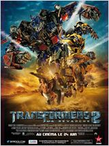 Transformers 2 : la Revanche en streaming