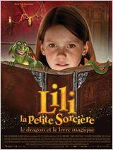 Lili la petite sorcière, le dragon et le livre magique