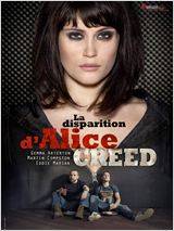 La Disparition d'Alice Creed poster