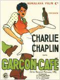 Regarder film Charlot Garçon de Café streaming